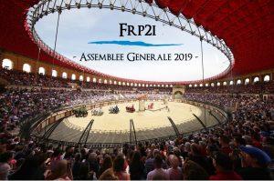 24 et 25 mai 2019 : Journée des Partenaires et Assemblée Générale au Puy du Fou